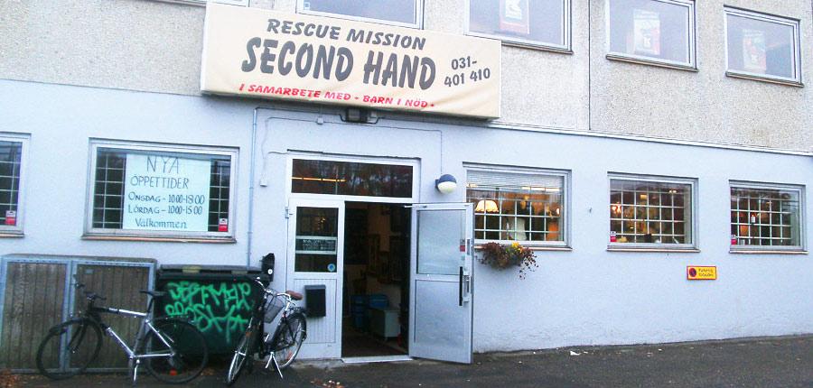 second hand mölnlycke